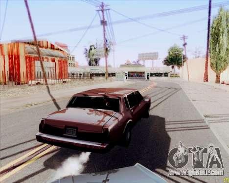 ENB HD CUDA 2014 v.3.5 Final for GTA San Andreas