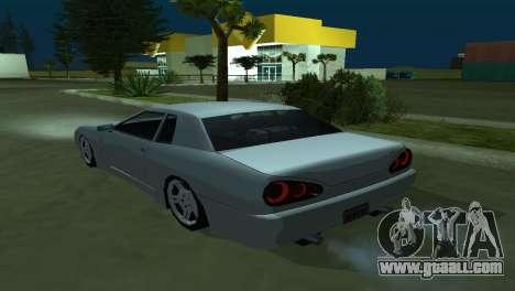 Elegy 280sx for GTA San Andreas left view