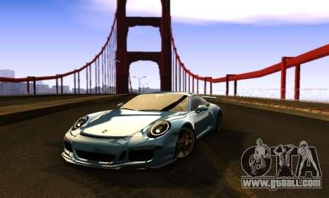 ENBSeries Exflection for GTA San Andreas sixth screenshot