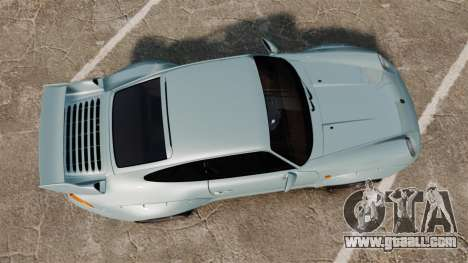 Porsche 993 GT2 1996 v1.3 for GTA 4 right view