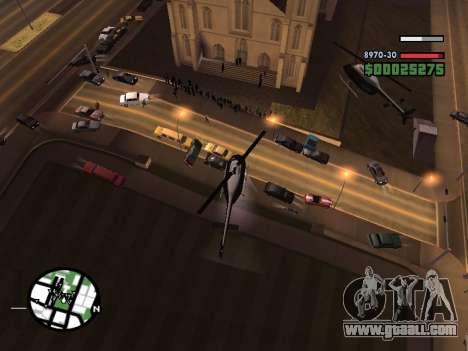 SA-MP 0.3z for GTA San Andreas sixth screenshot