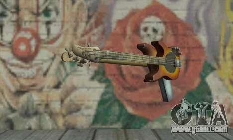 Guitar Eagle for GTA San Andreas