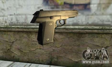 Pistol for GTA San Andreas second screenshot