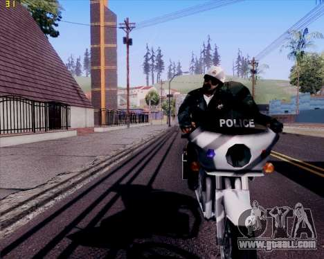 ENB HD CUDA 2014 v.3.5 Final for GTA San Andreas seventh screenshot