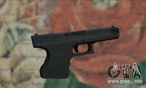 The gun from L4D for GTA San Andreas second screenshot