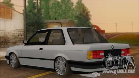 BMW M5 E30 for GTA San Andreas left view