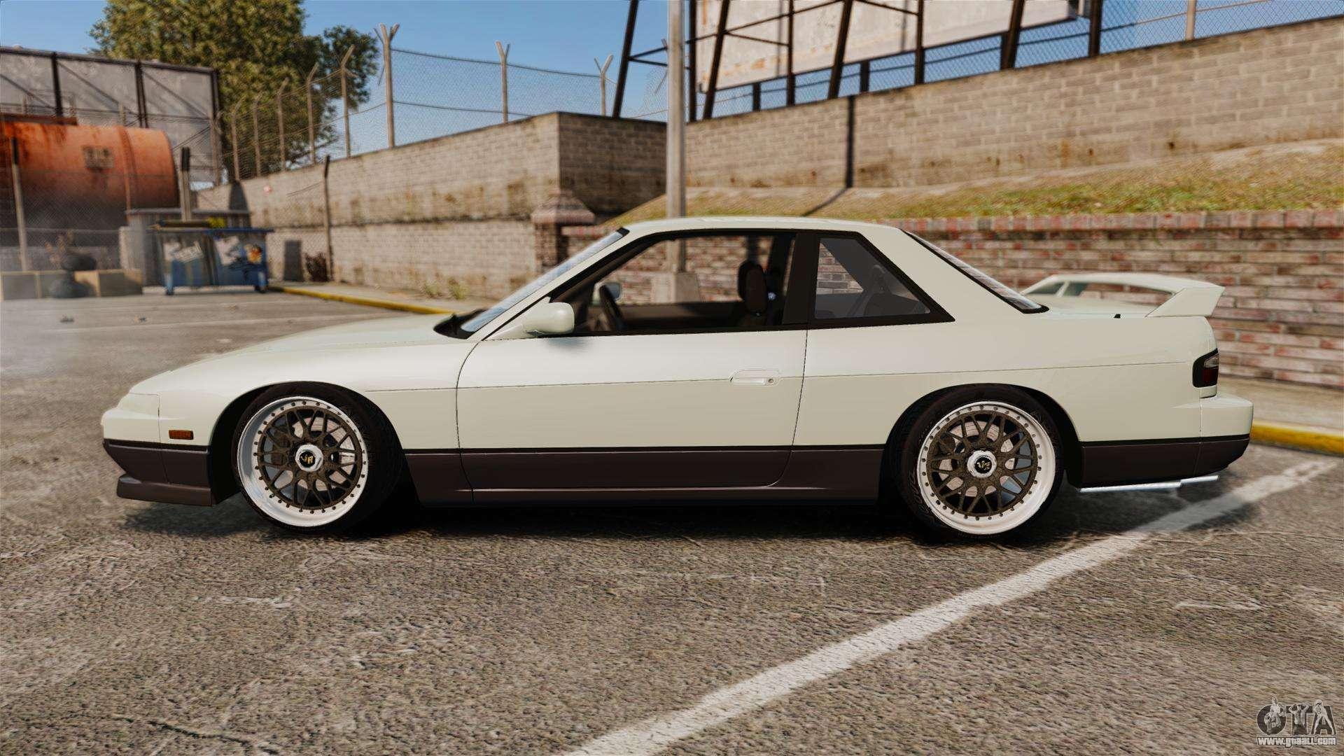 Nissan Onevia S13 Epm For Gta 4