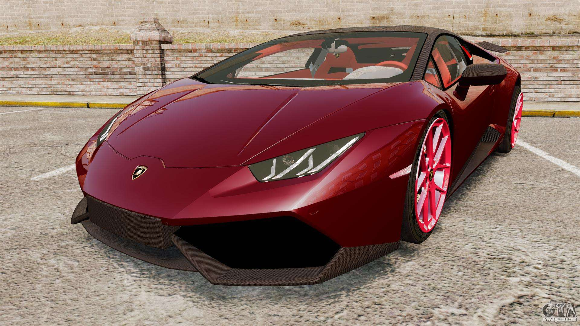 lamborghini huracan 2014 oakley tuning for gta 4. Black Bedroom Furniture Sets. Home Design Ideas