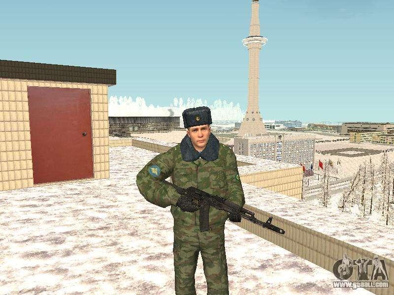 Military Winter Uniform 47