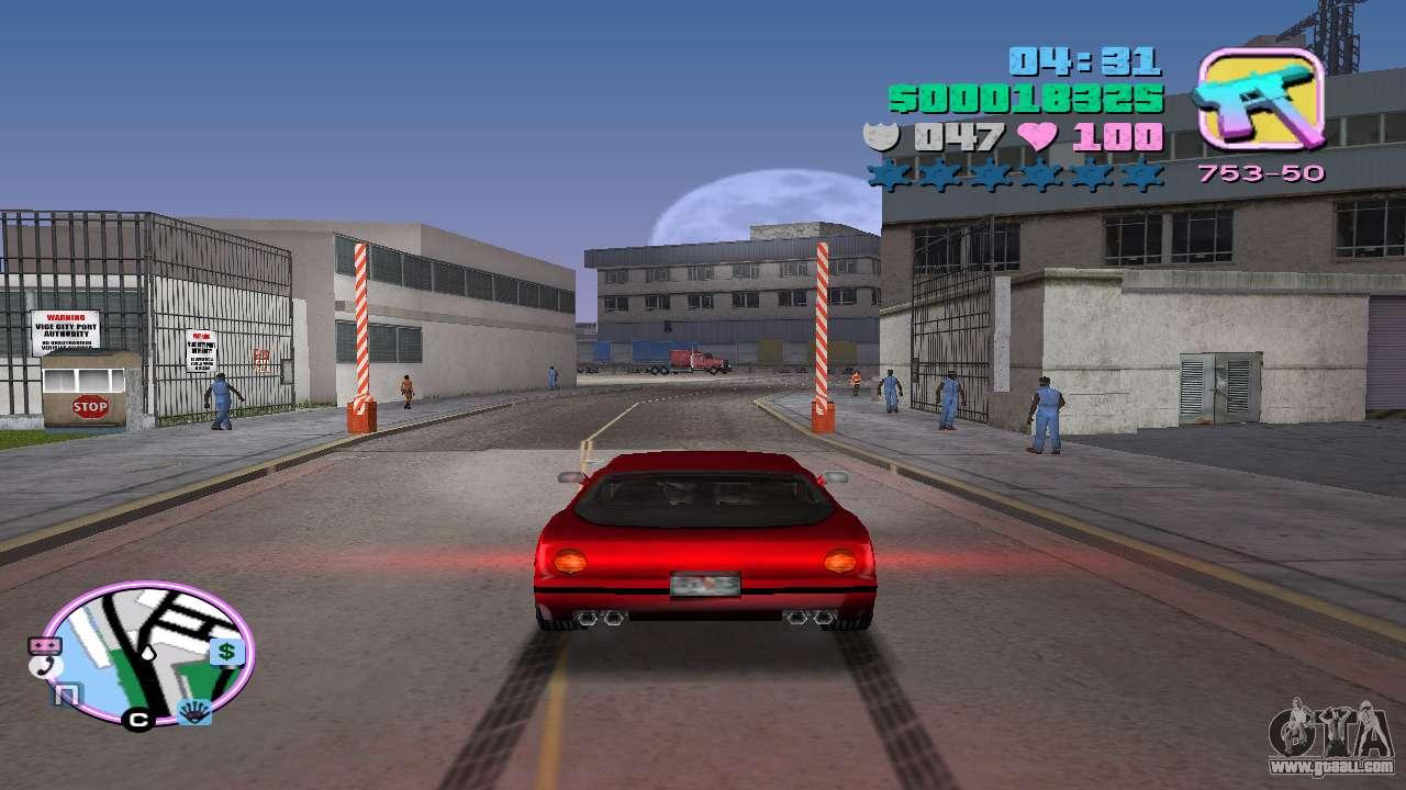 Get New Cars Gta Vice City