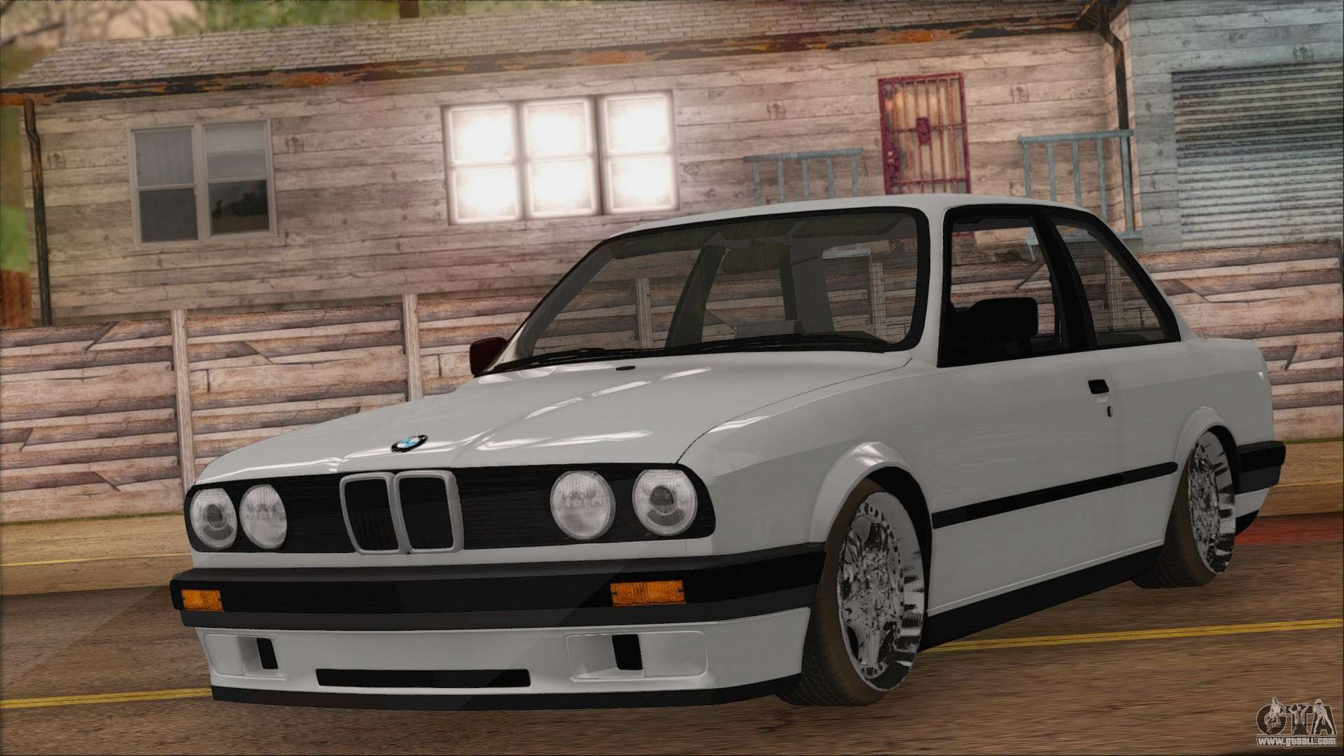 bmw m5 e30 for gta san andreas. Black Bedroom Furniture Sets. Home Design Ideas