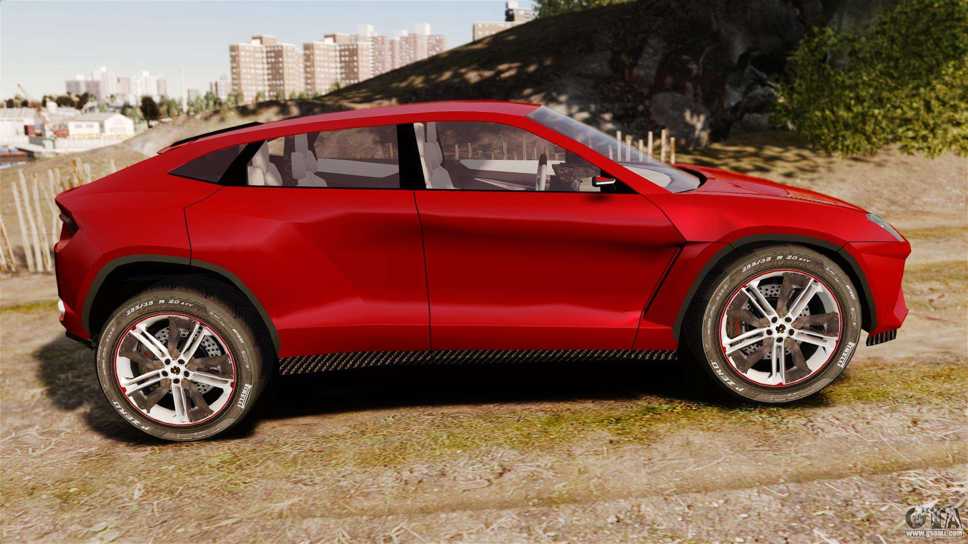 Lamborghini Urus LP840 2015 for GTA 4