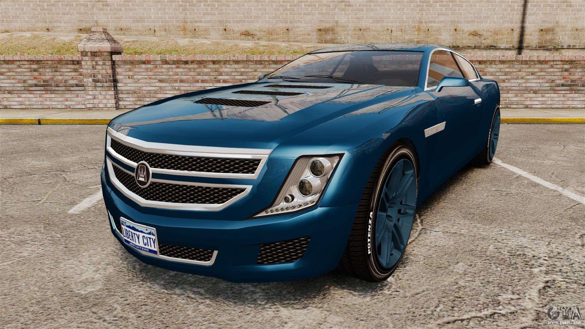 Taxi Albany Ny >> GTA V Albany Alpha for GTA 4