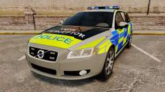 Volvo V70 ANPR Interceptor [ELS] for GTA 4