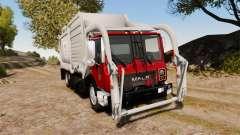 Mack MR 688S Front Load 2000