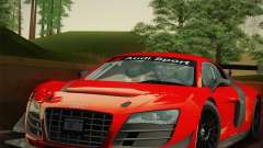 Audi R8 LMS Ultra W-Racing Team Vinyls for GTA San Andreas