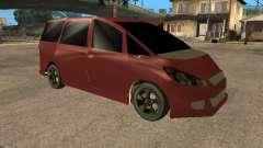 Toyota Estima 2wd for GTA San Andreas