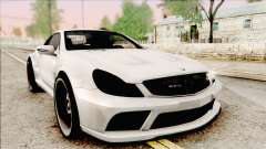 Mercedes-Benz SL65 AMG BS 2009 for GTA San Andreas