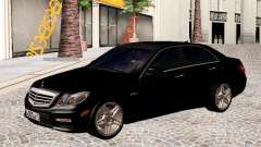 Mercedes-Benz E63 AMG седан for GTA San Andreas