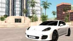 Porsche Panamera 2011 for GTA San Andreas