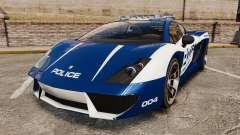 GTA V Pagassi Vacca Police