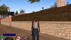 C-Hud by Abelardo for GTA San Andreas