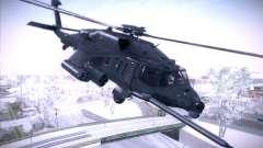 MH-X Silenthawk for GTA San Andreas