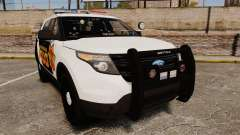 Ford Explorer 2013 LCPD [ELS] v1.5X for GTA 4