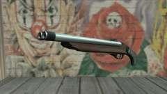 Sawed-off Shotgun for GTA San Andreas
