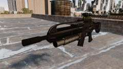 SCAR automatic rifle