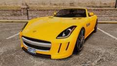 GTA V Benefactor Surano for GTA 4