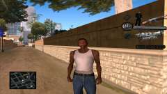 C-HUD Russian Mafia by Luigie for GTA San Andreas