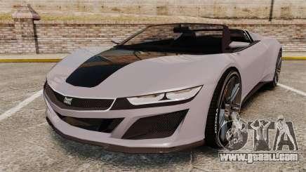 GTA V Dinka Jester Rodster for GTA 4