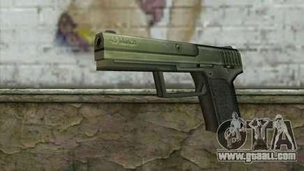 Colt 45 из Postal 3 for GTA San Andreas