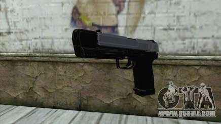 New Colt45 for GTA San Andreas