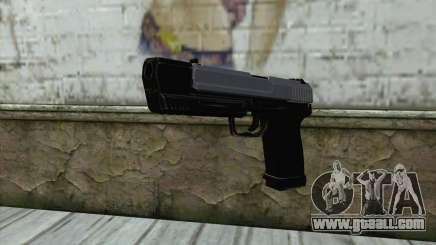 New Colt45 for GTA San Andreas