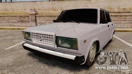 VAZ-2107 Lada for GTA 4