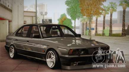 BMW E34 Alpina B10 for GTA San Andreas