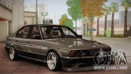 BMW E34 Alpina B10 for GTA San Andreas