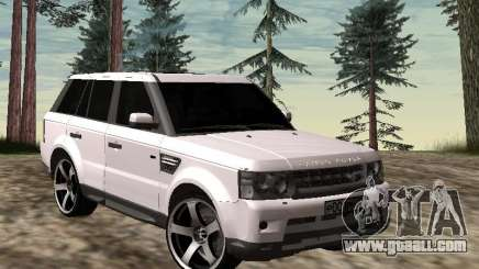 Range Rover Sport 2011 for GTA San Andreas