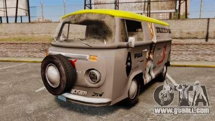 Volkswagen Transpoter 2 1975 for GTA 4