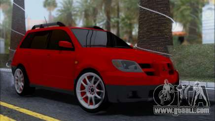 Mitsubishi Outlander Turbo 2005 for GTA San Andreas