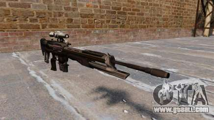 DSG-1 sniper rifle for GTA 4