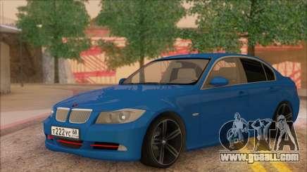 BMW 330i for GTA San Andreas