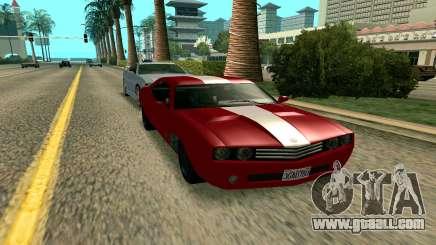 GTA V Gauntlet for GTA San Andreas