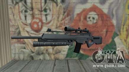 SG550 for GTA San Andreas