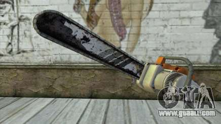 Chainsaw from L4D2 for GTA San Andreas