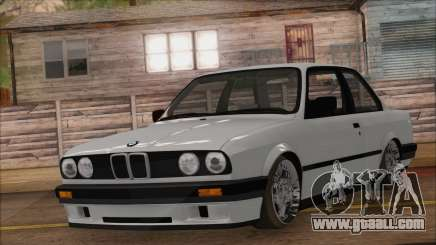 BMW M5 E30 for GTA San Andreas