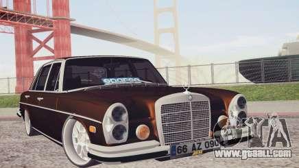 Mercedes-Benz 300 SEL for GTA San Andreas