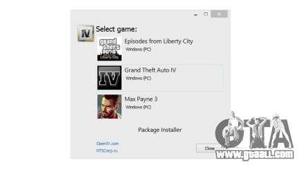 OpenIV 1.6 for GTA 4